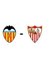 Valencia - Sevilla 19 januari 2022