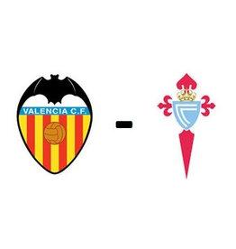 Valencia - Celta de Vigo