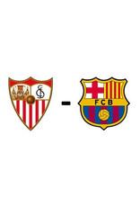 Sevilla - FC Barcelona 12 september 2021