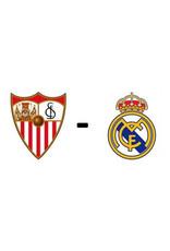 Sevilla - Real Madrid 17 april 2022