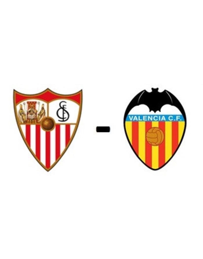 Sevilla - Valencia 22 september 2021
