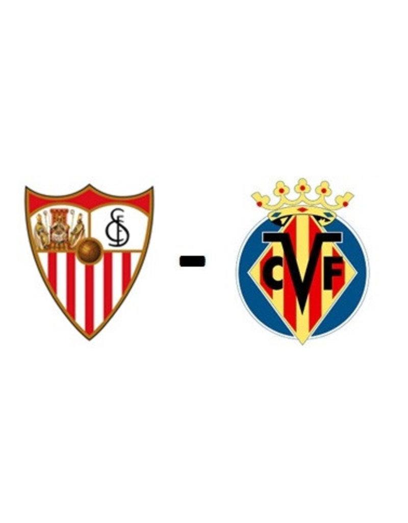Sevilla - Villarreal 5 december 2021