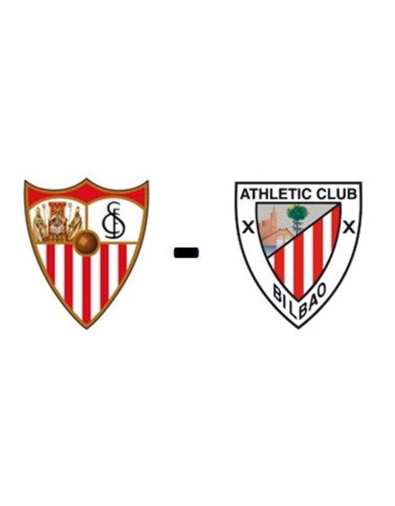 Sevilla - Athletic Club 22 mei 2022