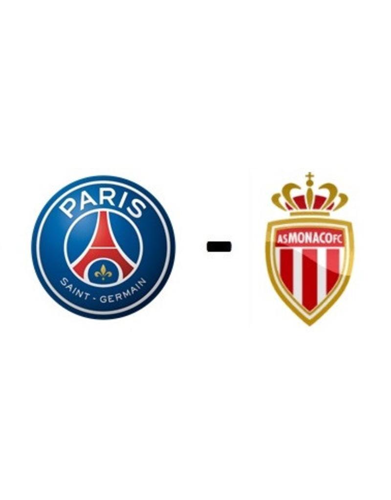 PSG - AS Monaco 12 december 2021