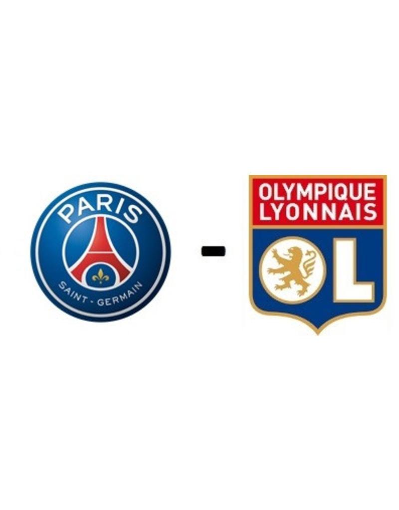 PSG - Olympique Lyon 19 september 2021