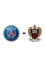 PSG - OGC Nice 1 december 2021