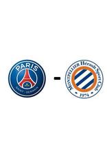 PSG - Montpellier 26 september 2021