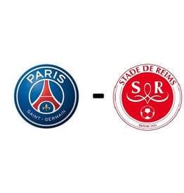 Paris Saint Germain - Stade Reims
