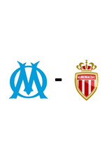 Olympique Marseille - AS Monaco 6 maart 2022