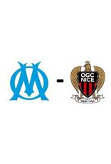 Olympique Marseille - OGC Nice 20 maart 2022