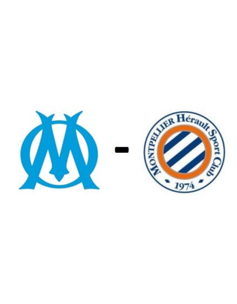 Olympique Marseille - Montpellier 10 april 2022