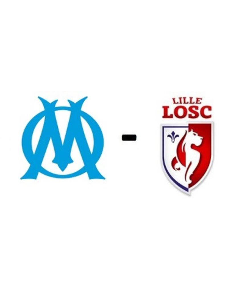 Olympique Marseille - LOSC Lille 16 januari 2022