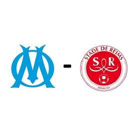 Olympique Marseille - Stade Reims
