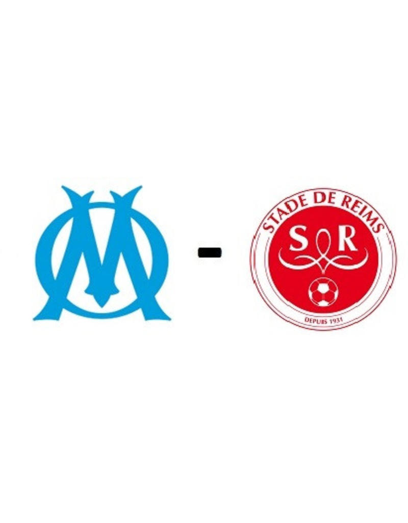 Olympique Marseille - Stade Reims 22 december 2021