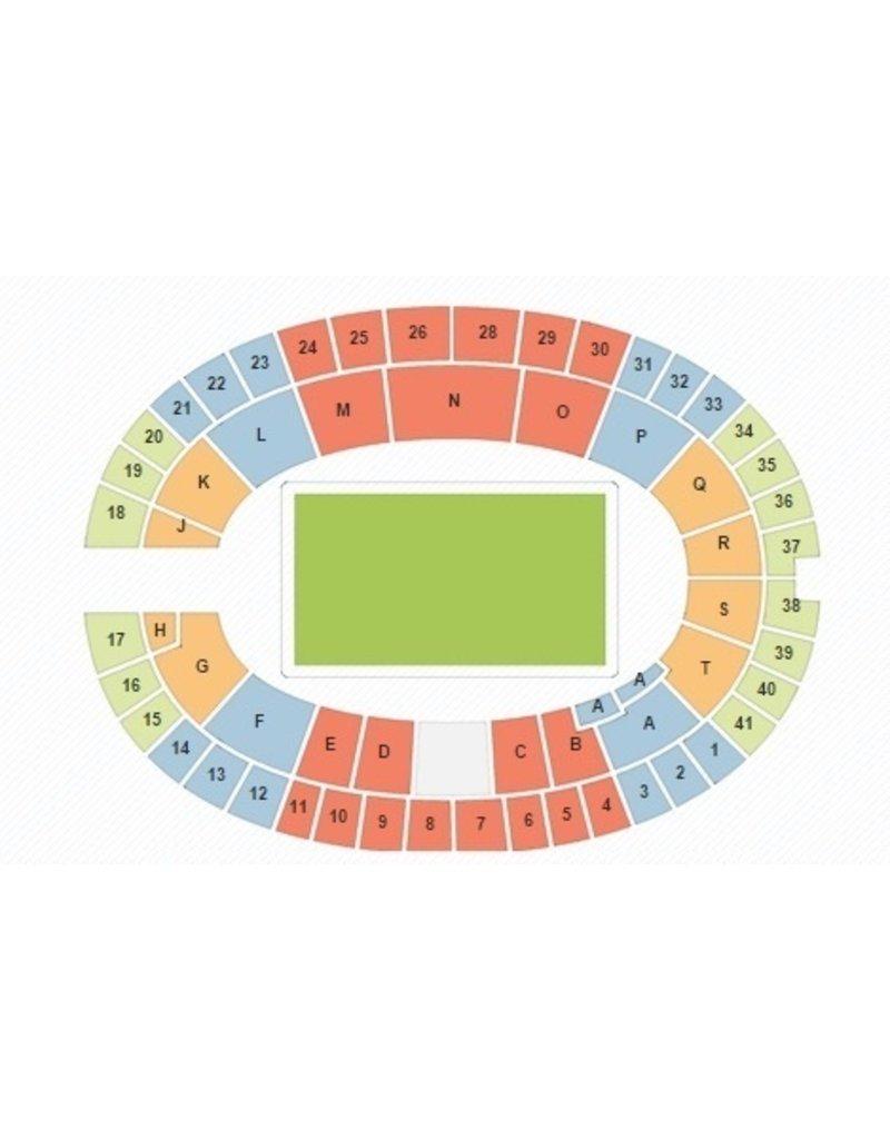 Hertha Berlin - Bayern Munich 22. Januar 2022