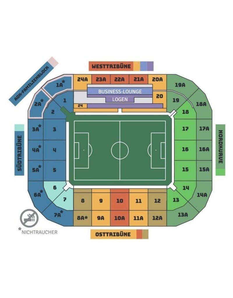 Borussia Monchengladbach - FC Augsburg 12 februari 2022