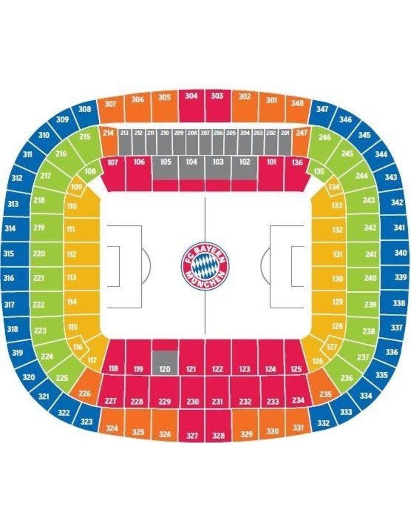 Bayern Munchen - Hertha BSC 28 augustus 2021