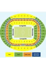 Arsenal - Burnley 22 januari 2022