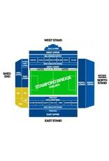 Chelsea - Tottenham Hotspur 22 januari 2022