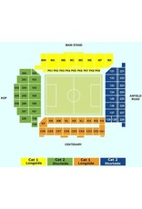 Liverpool - Burnley 21 augustus 2021