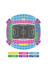 Manchester City - Tottenham Hotspur 19 februari 2022