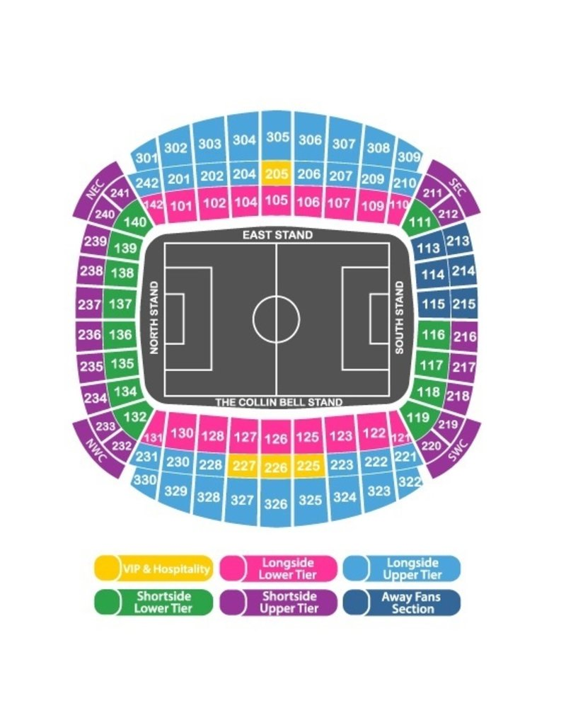 Manchester City - Brentford FC  9 februari 2022