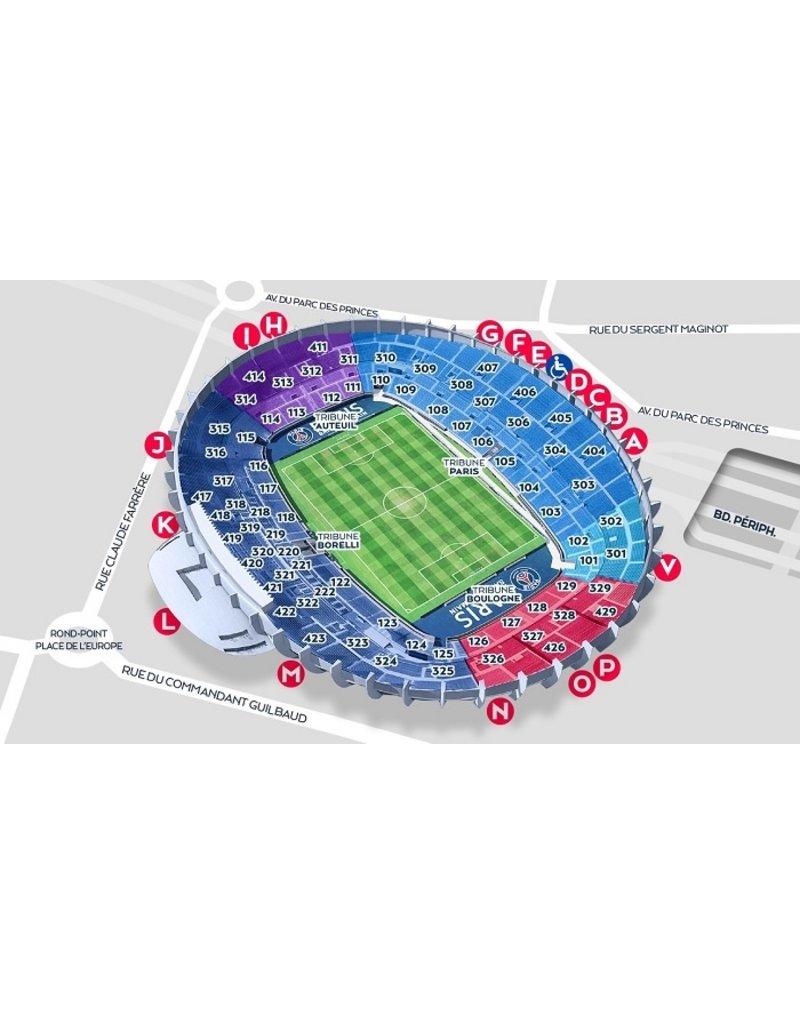 PSG - Olympique Marseille 17 april 2022