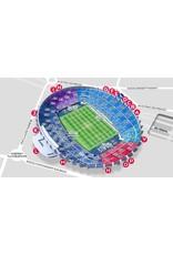 PSG - Angers 17 oktober 2021