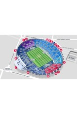 PSG - Strasbourg 15 augustus 2021