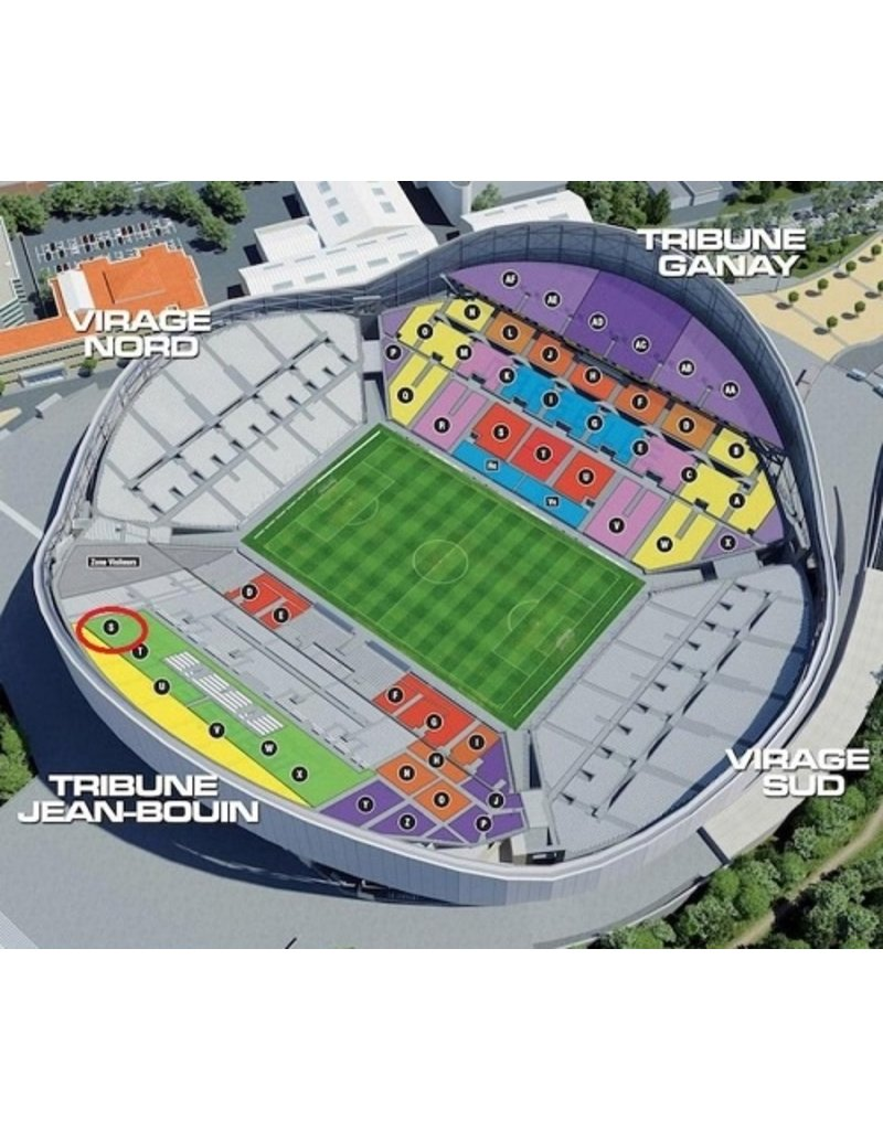 Olympique Marseille - PSG 24 oktober 2021