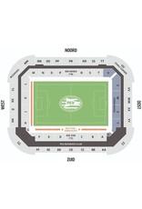 PSV -  PEC Zwolle 16 oktober 2021