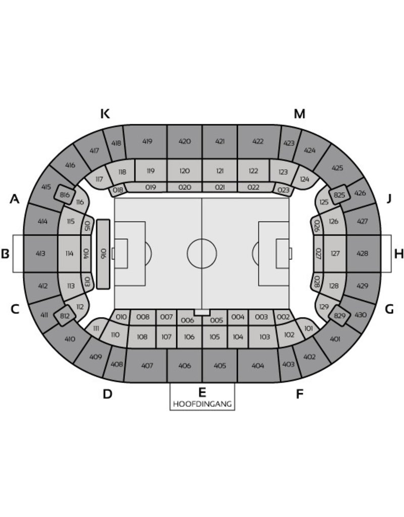 AFC Ajax - Heracles Almelo 6 februari 2022