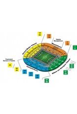 Feyenoord - SC Cambuur 20 februari 2022