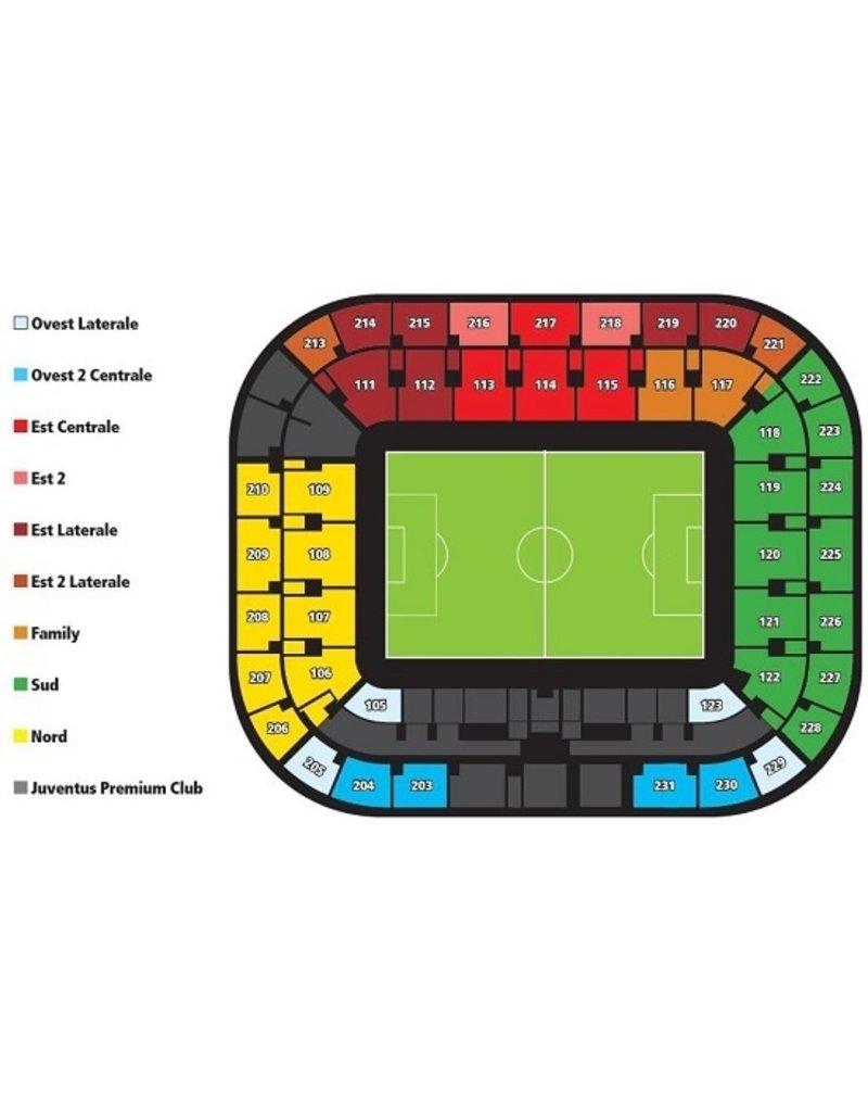 Juventus - Torino 20 februari 2022