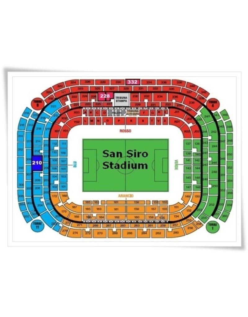 Inter - Salernitana 6 maart 2022