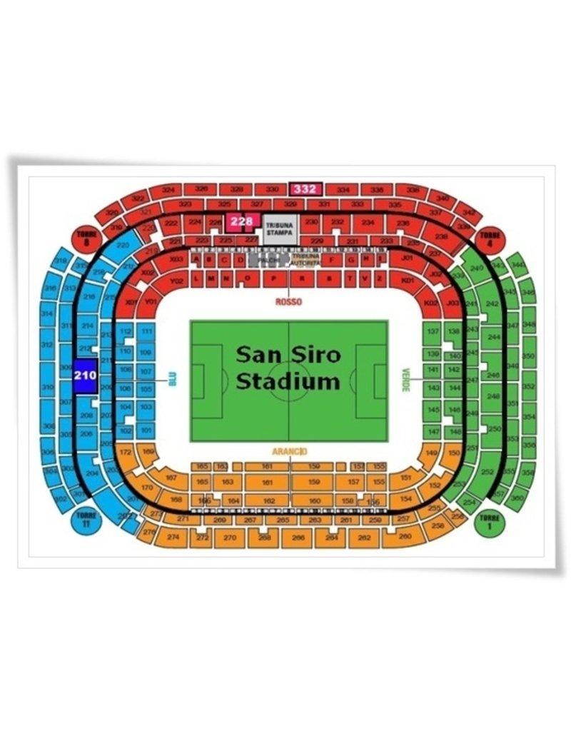 AC Milan - Spezia 16 januari 2022