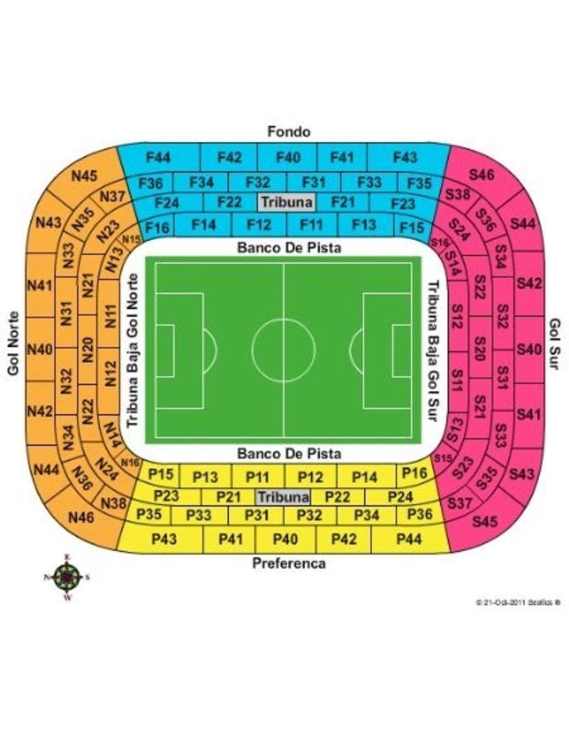 Sevilla - Rayo Vallecano 15 augustus 2021