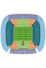 Real Madrid - Valencia 9 januari 2022