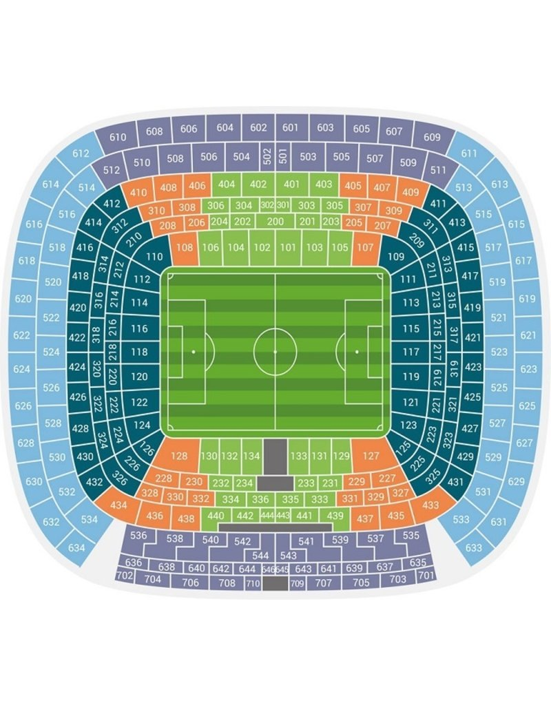 Real Madrid - Real Sociedad 6 maart 2022