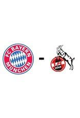 Bayern Munchen - 1. FC Koln 22 augustus 2021