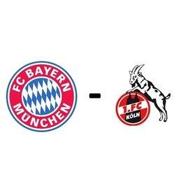 Bayern Munich - 1. FC Cologne