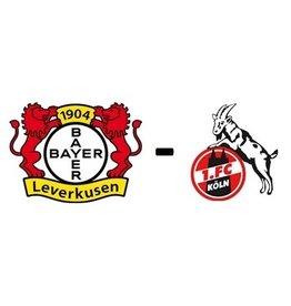 Bayer Leverkusen - 1. FC Koln
