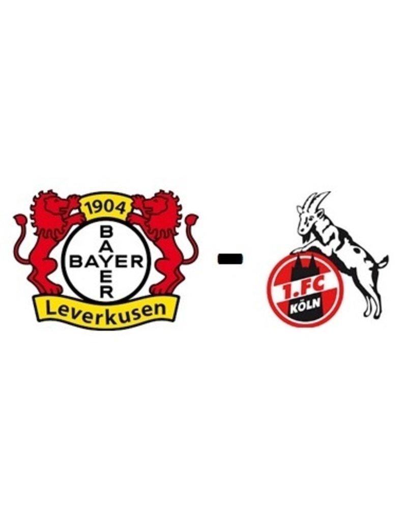 Bayer Leverkusen - 1. FC Koln 12 maart 2022