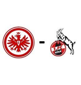 Eintracht Frankfurt - 1. FC Koln