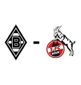 Borussia Monchengladbach - 1. FC Cologne