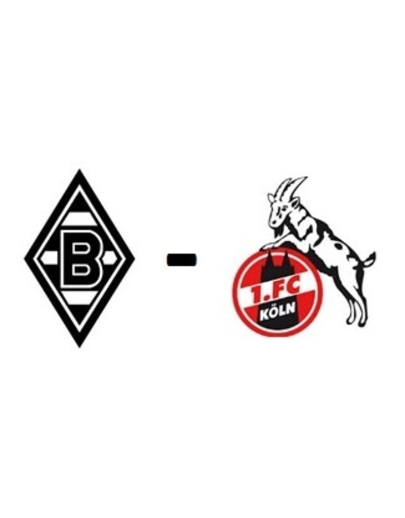 Borussia Monchengladbach - 1. FC Koln 16 april 2022