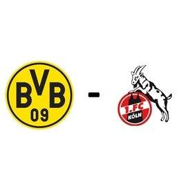 Borussia Dortmund - 1. FC Cologne