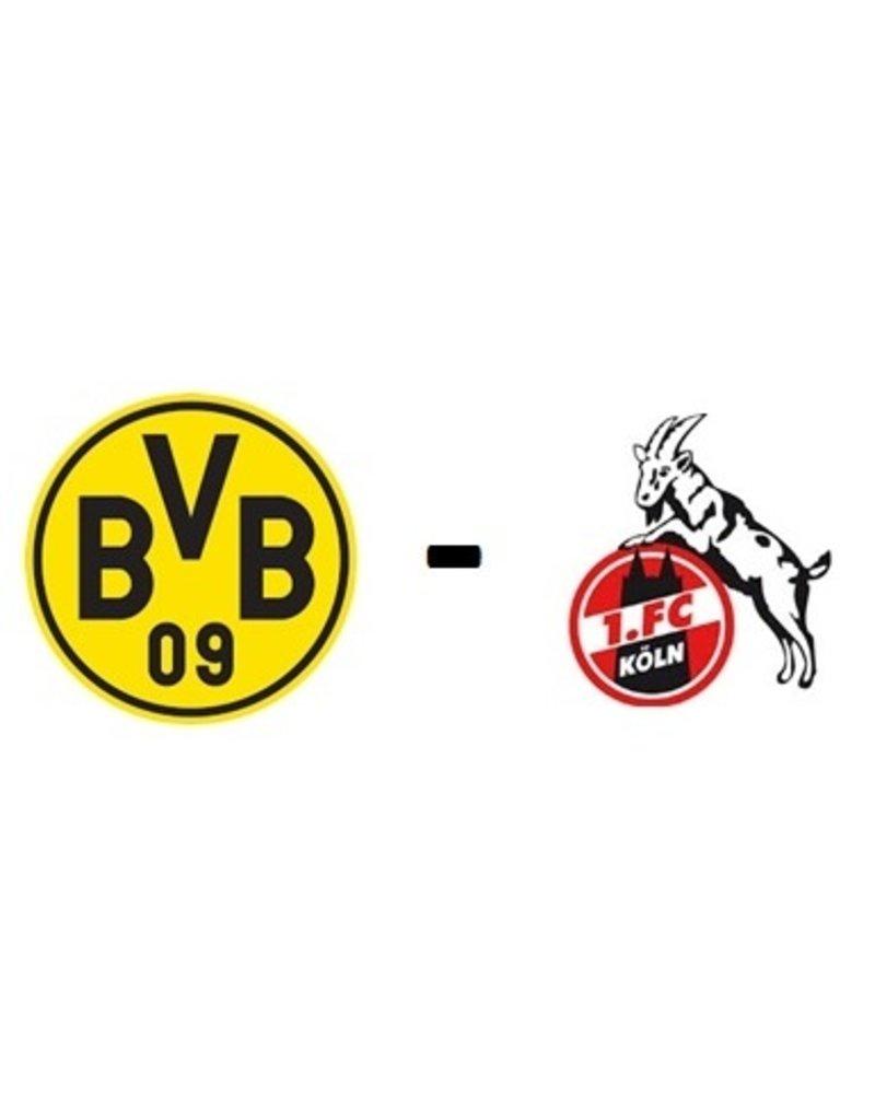 Borussia Dortmund - 1. FC Koln 30 oktober 2021