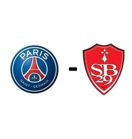 Paris Saint Germain - Stade Brest