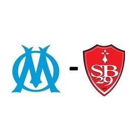 Olympique Marseille - Stade Brest